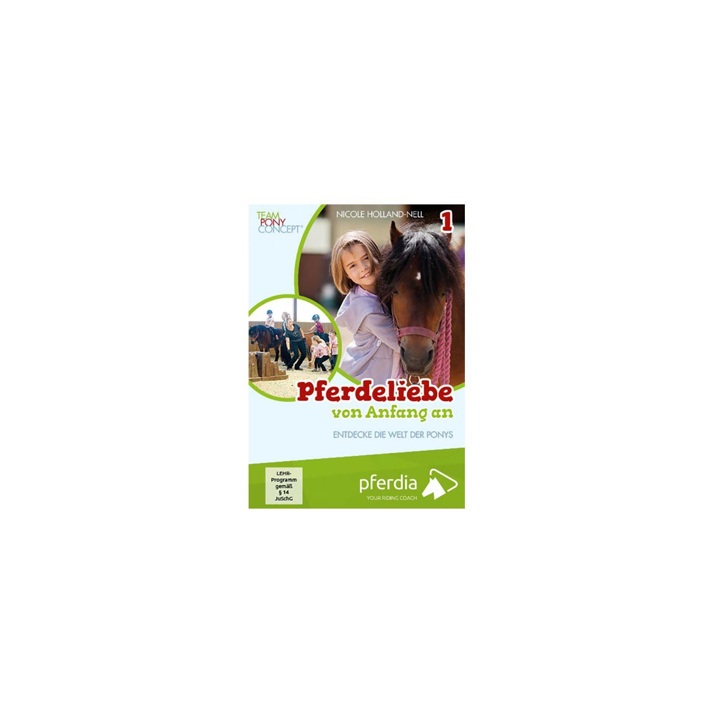 Pferdeliebe von Anfang an, DVD