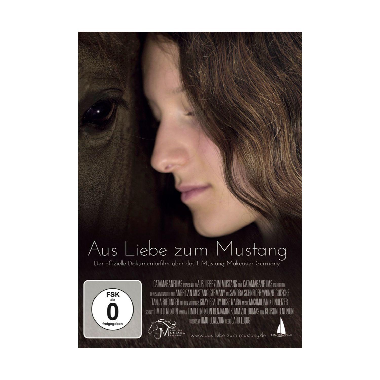Aus Liebe zum Mustang, DVD