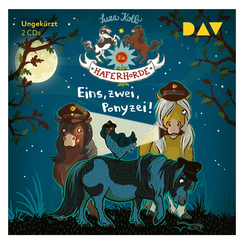 Die Haferhorde - Teil 11, CD