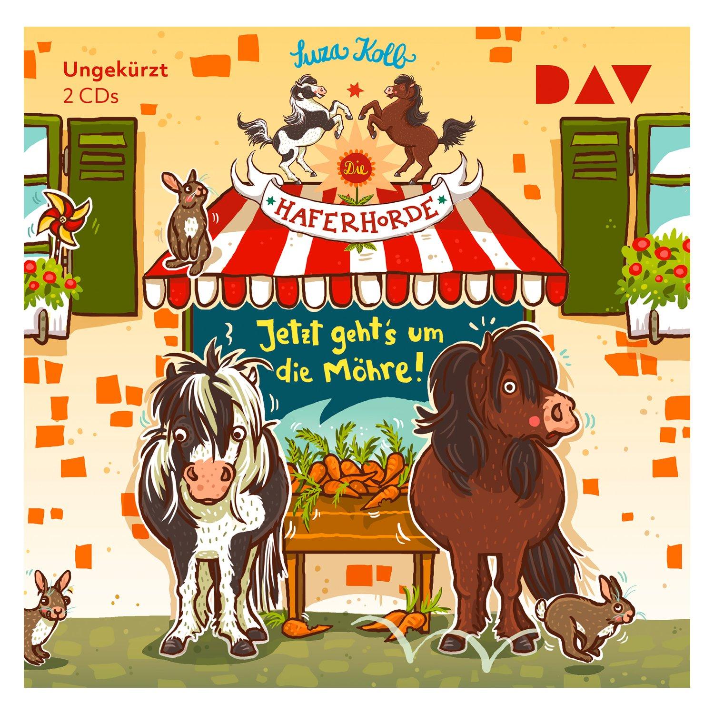 Die Haferhorde - Teil 12, CD