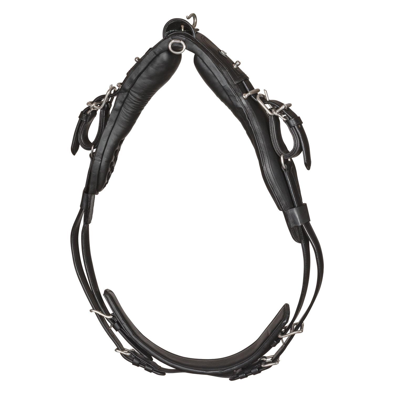 Einspänner-Selet schwarz | Pony