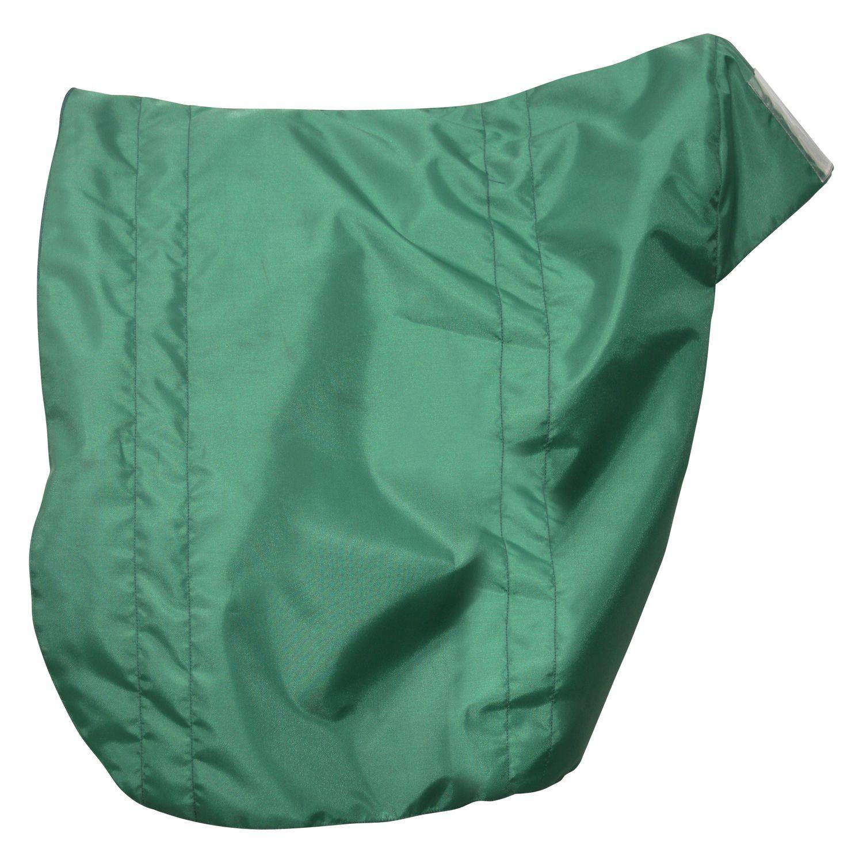 Loesdau Sattelschutzhülle grün