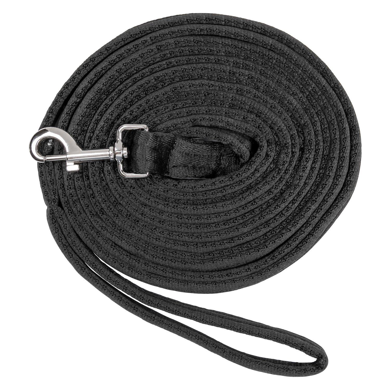 Loesdau Kurzlonge Soft schwarz | 5 m