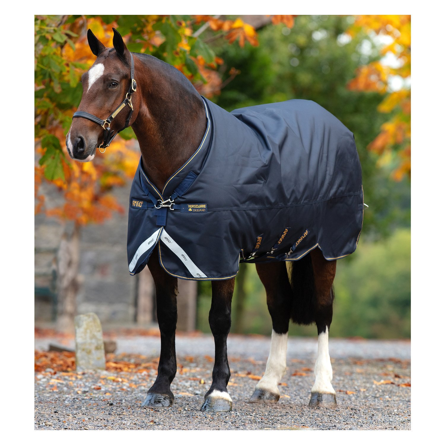 Horseware Outdoordecke AMIGO Bravo 12 XL Medium