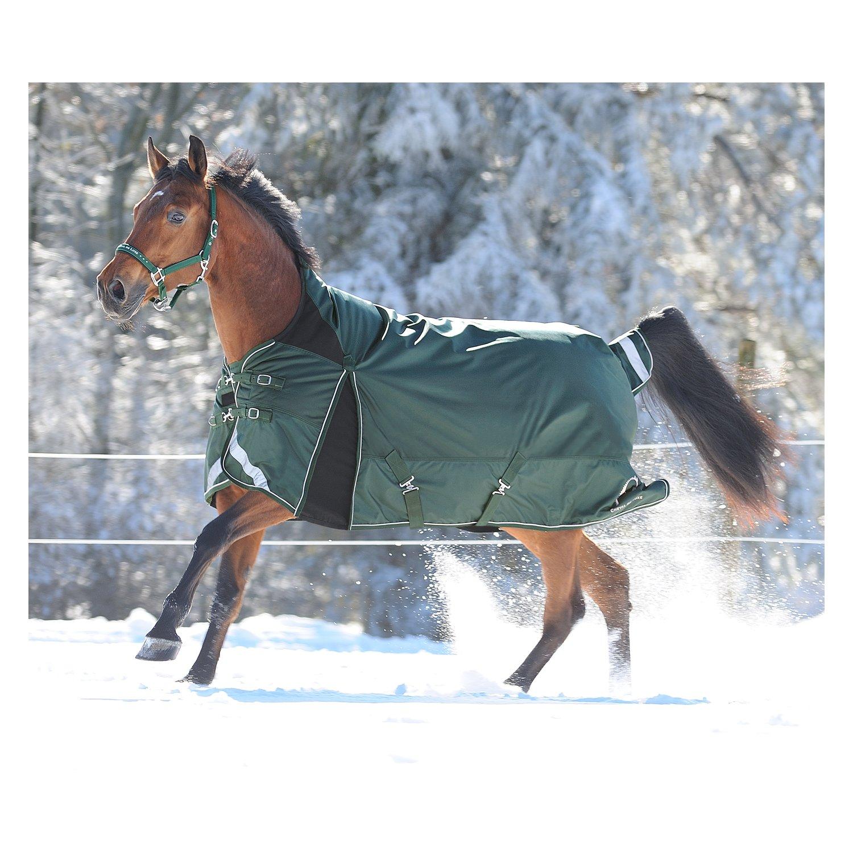 Outdoordecke Snowy Winter wasserdicht Weidedecke 200g und 250g Füllung Neu