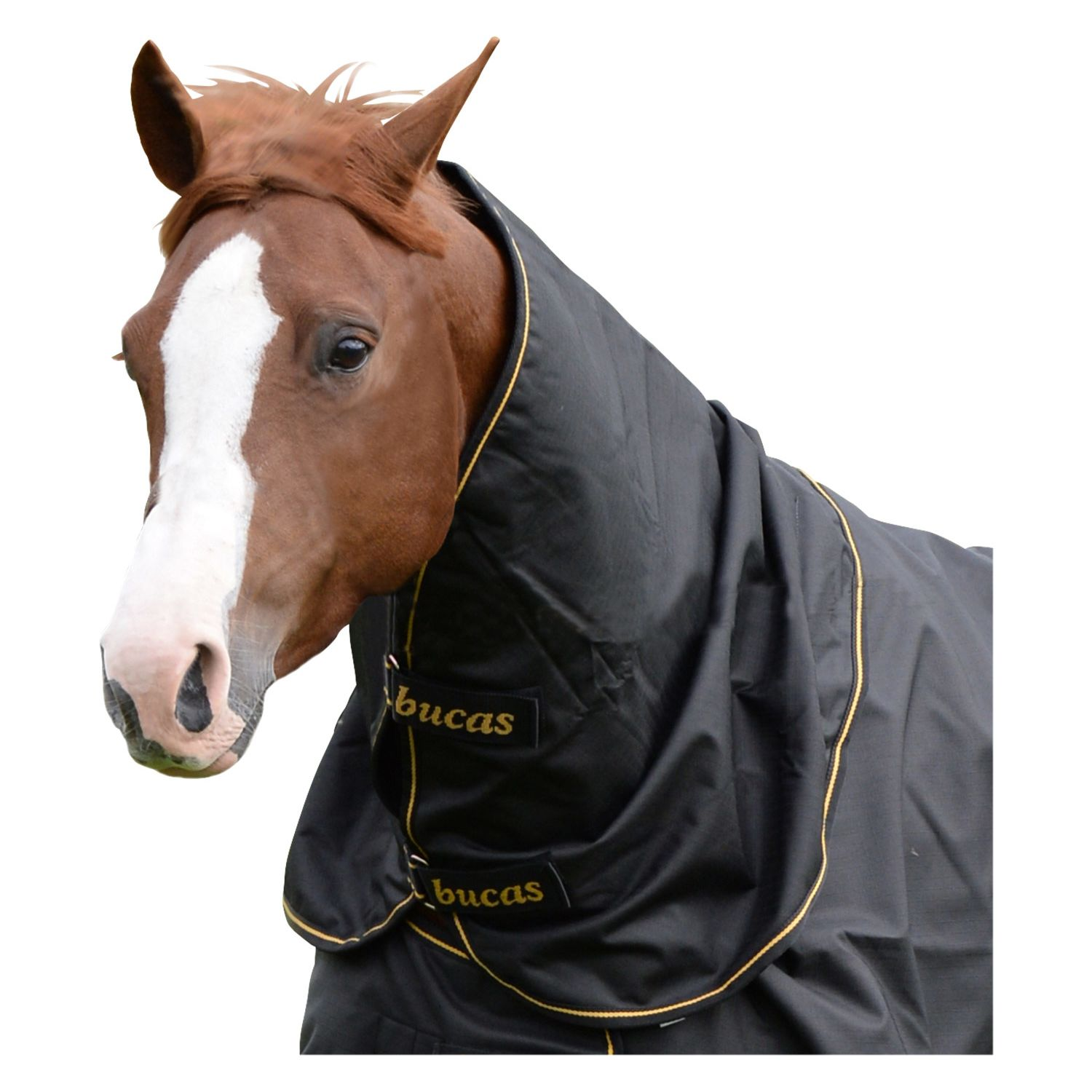 bucas Halsteil Irish Turnout Combi Neck