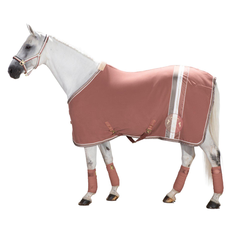 ESKADRON Heritage Abschwitzdecke Fleece Stripes
