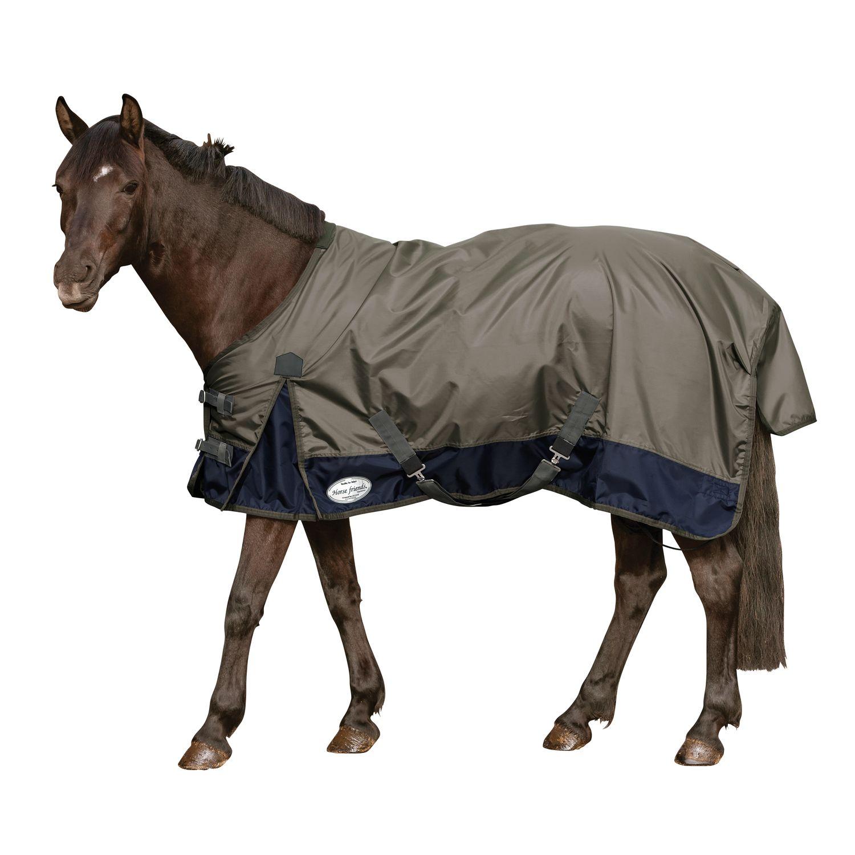 Horse-friends Regen- und Übergangsdecke Frankfurt, für Ponys