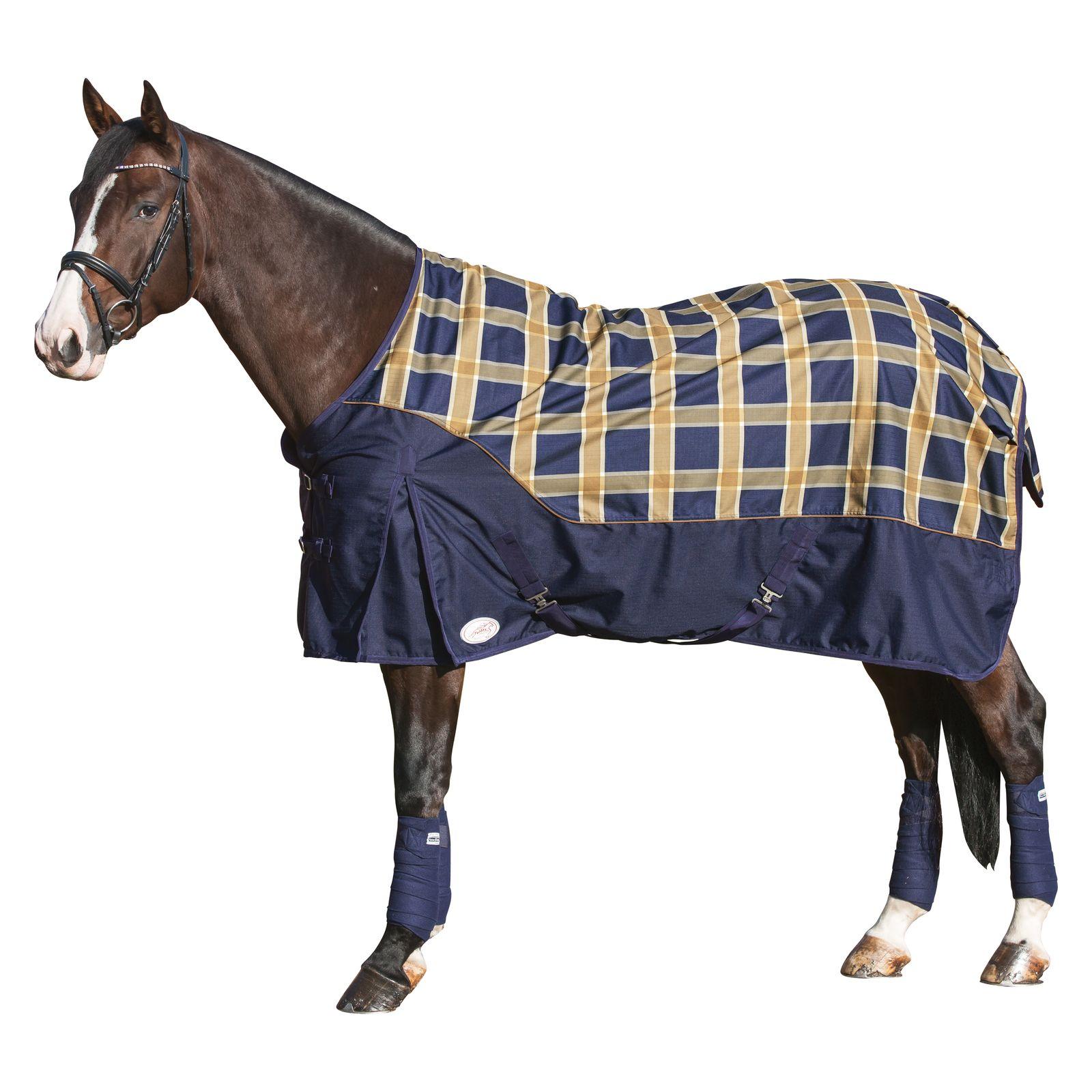 happy moving Regen- und Paddockdecke Fleece