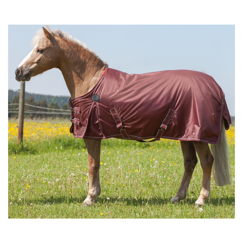 Horse-friends Regen- und Winterdecke Frankfurt 200 für Ponys