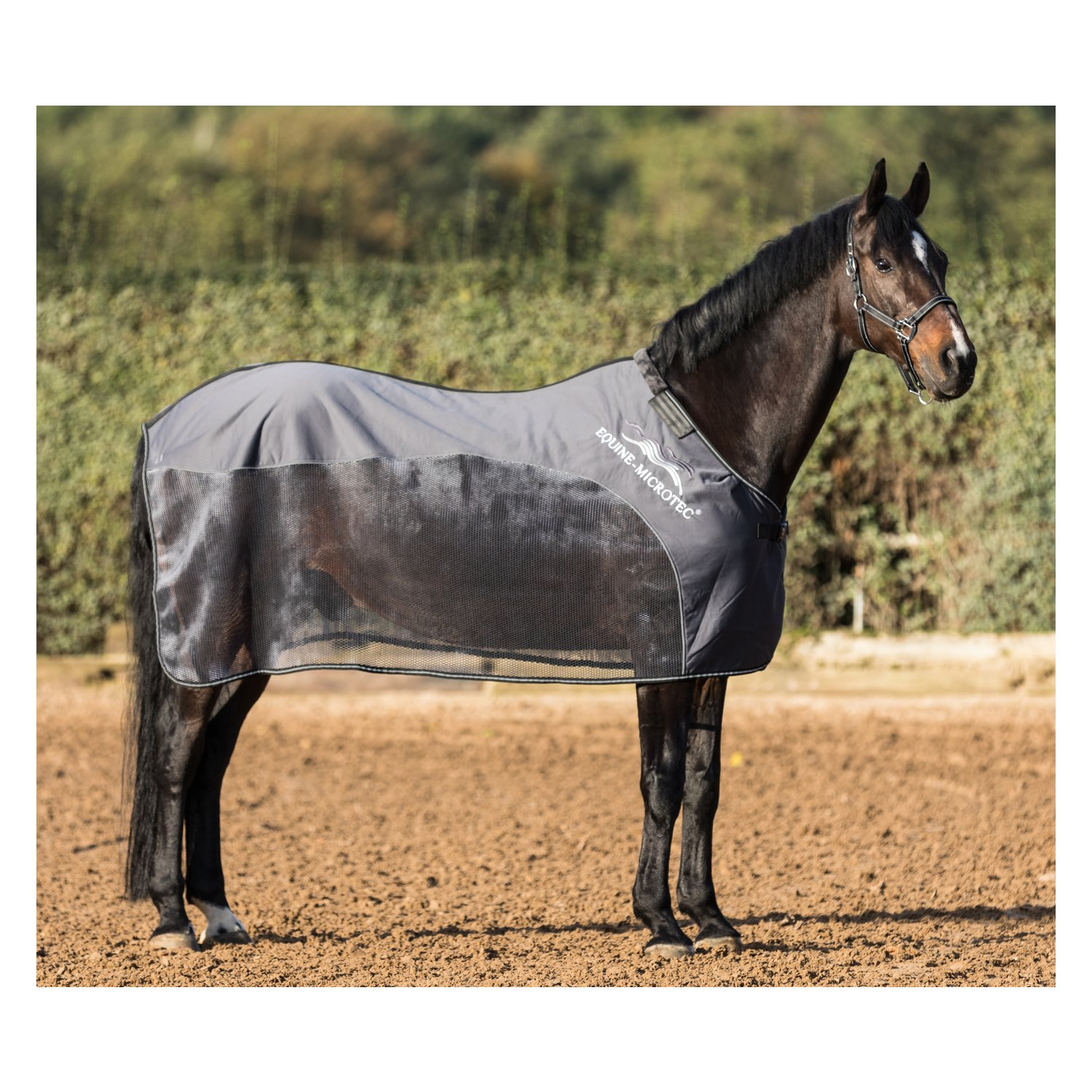 EQUINE-MICROTEC Multifunktionsdecke Flanell Touch