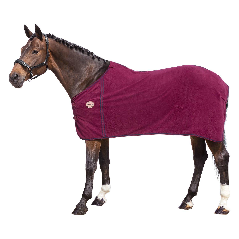 Horse-friends Fleece-Transport- und Abschwitzdecke Polarfleece