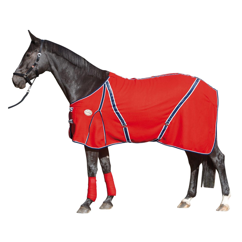 Horse Friends Transport Und Abschwitzdecke Polarfleece