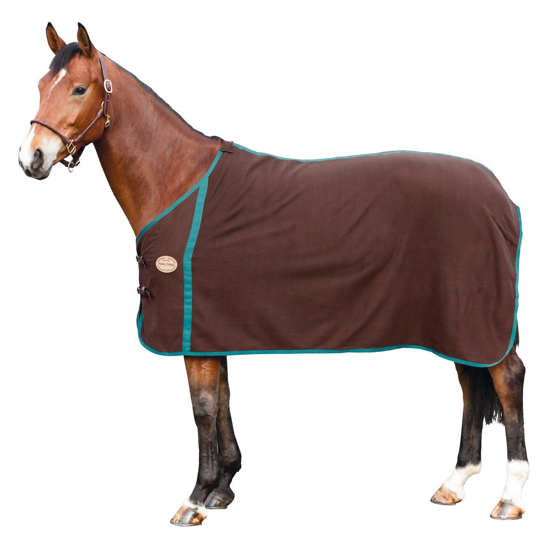 Horse-friends Fleece-Abschwitzdecke Basic