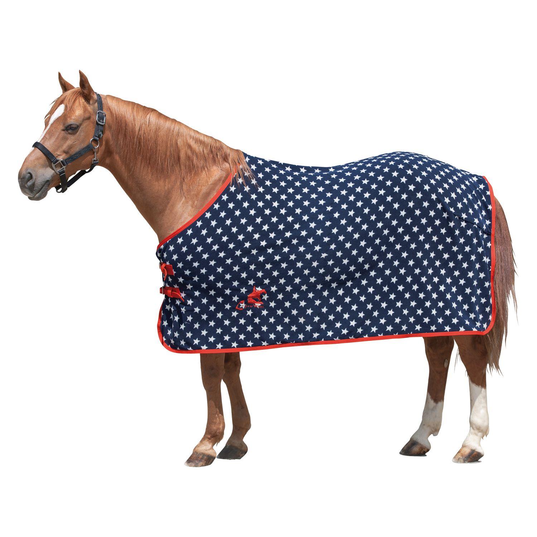 L-pro West Fleece-Abschwitzdecke America