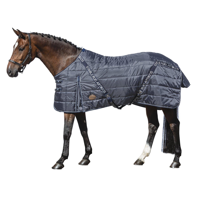 Horse-friends Stalldecke Artikos graphite | 145 cm