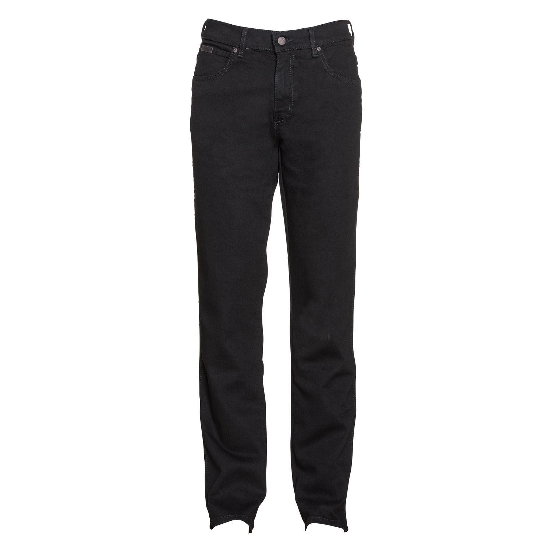Wrangler Jeans Texas Black Overdye