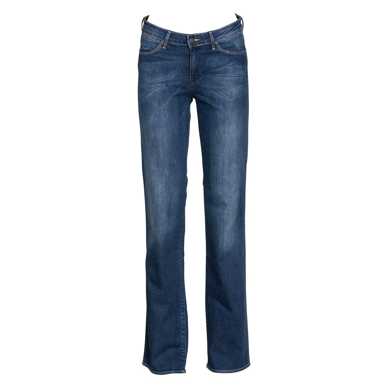 Wrangler Jeans Sara Scuffed Indigo