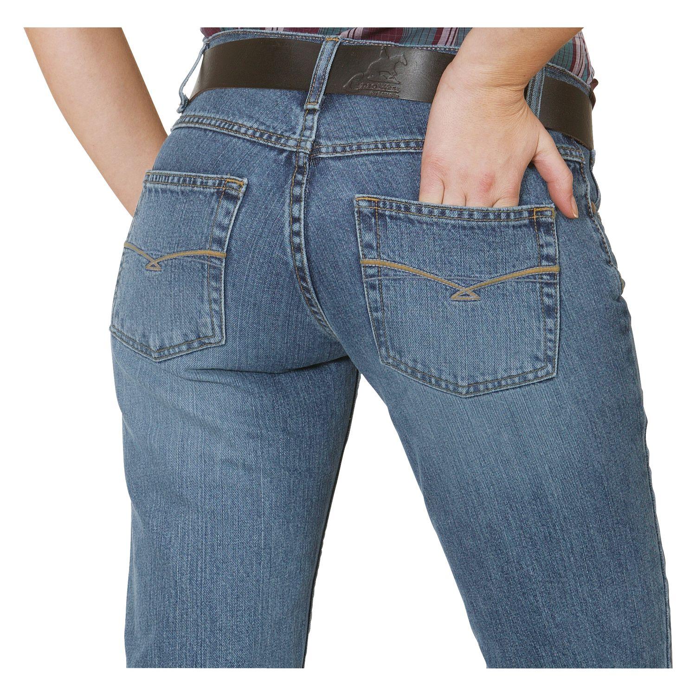 Bootcut Damen Jeans