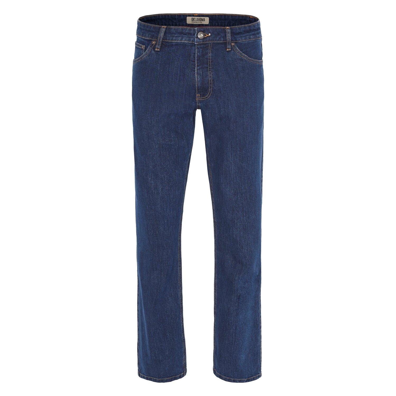 OKLAHOMA Premium Denim Jeans stone wash | 31/32