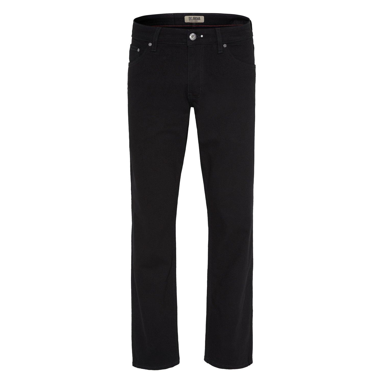 OKLAHOMA Premium Denim Jeans black | 32/36