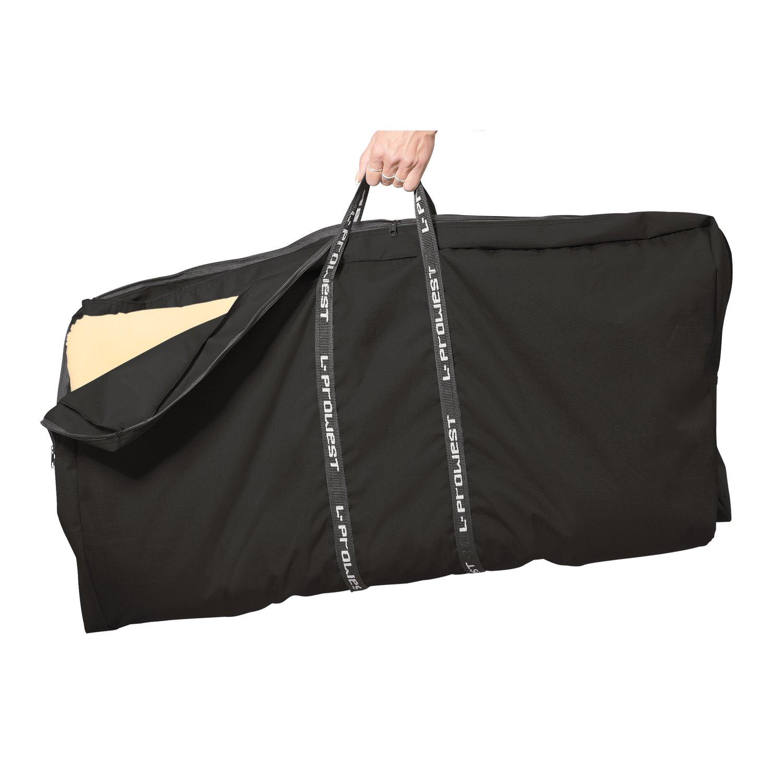L-pro West Western-Pad-Tasche schwarz