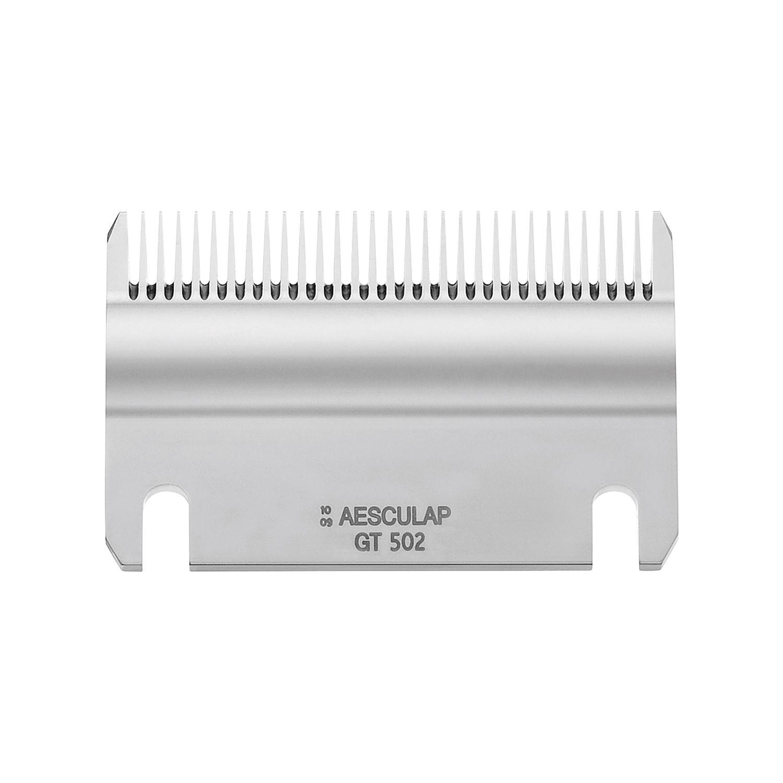 AESCULAP Ersatz Schermesser unten (GT 502) für AESCULAP Schermaschine Econom II