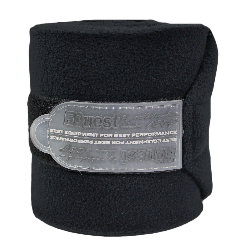 EQuest EQ Style Bandage Alpha Fleece black | WB