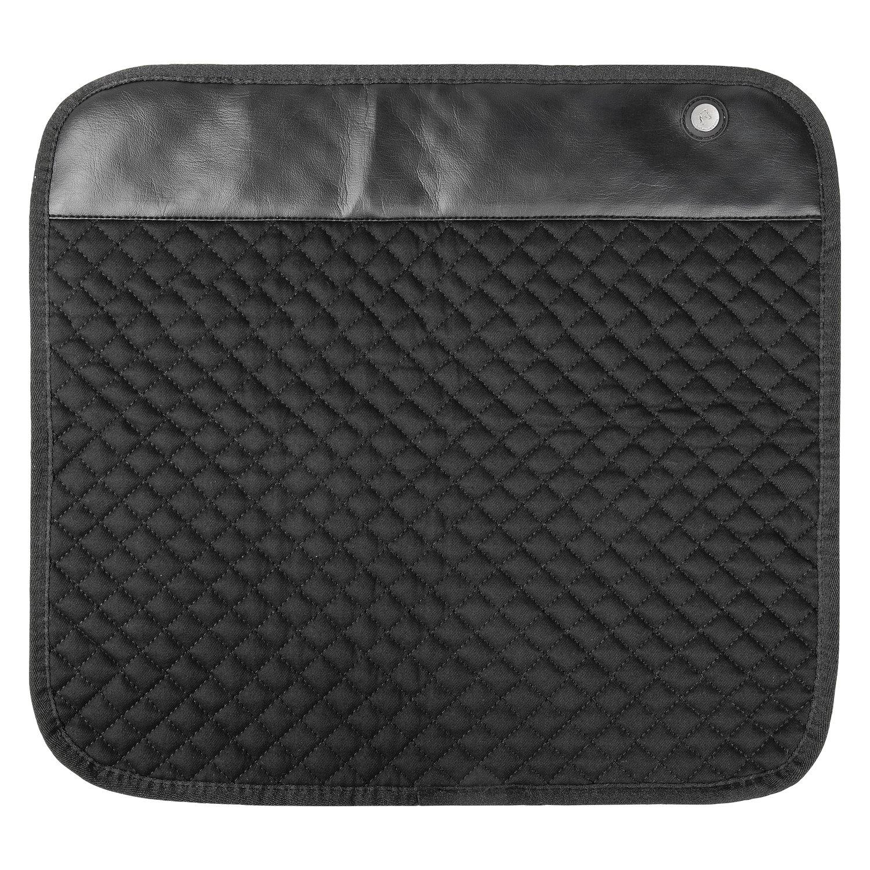 Cheval de Luxe Bandagierunterlage Lae schwarz | ca. 42 x 45 cm