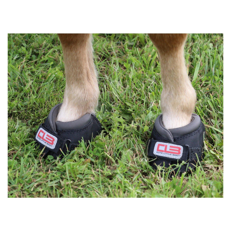 Cavallo Cute Little Boot Hufschutz f/ür Pferde mit Klettverschluss