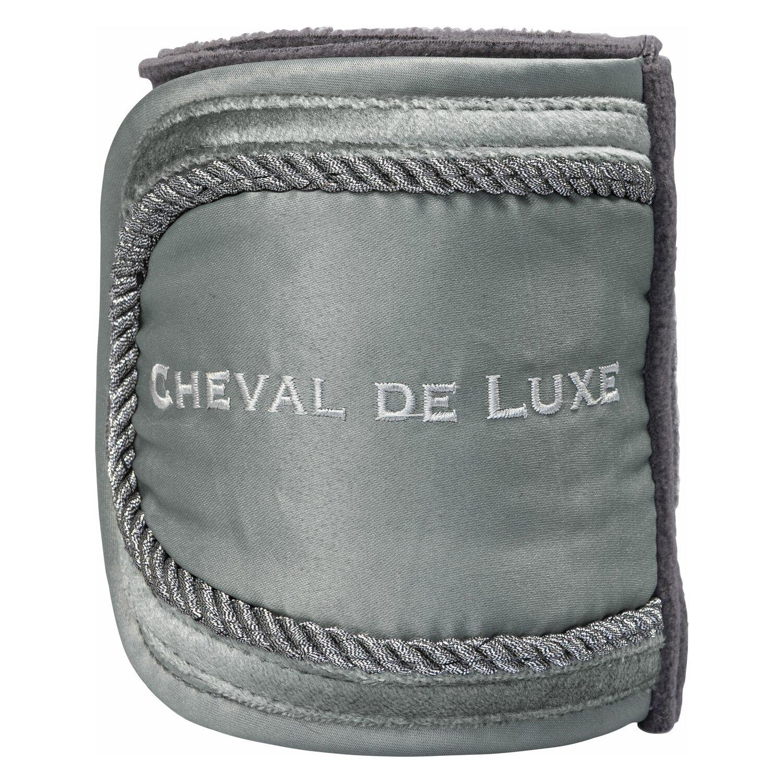 Cheval de Luxe Fleecebandagen Kuopio silvergrey   Warmblut