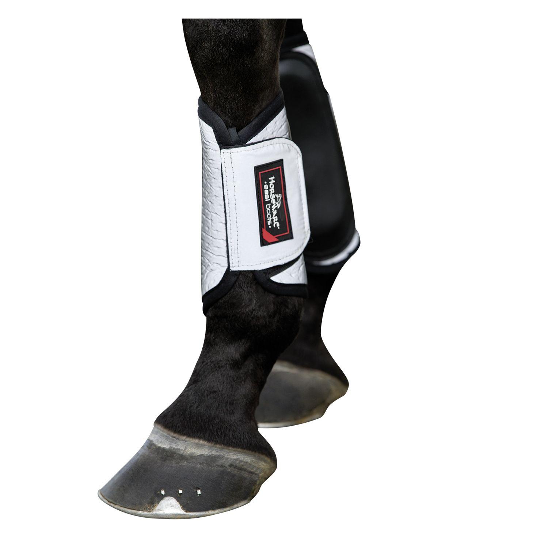 Rambo Reflective Night Rider Reflective Boots Cob Silver Black sVKl5cKNn