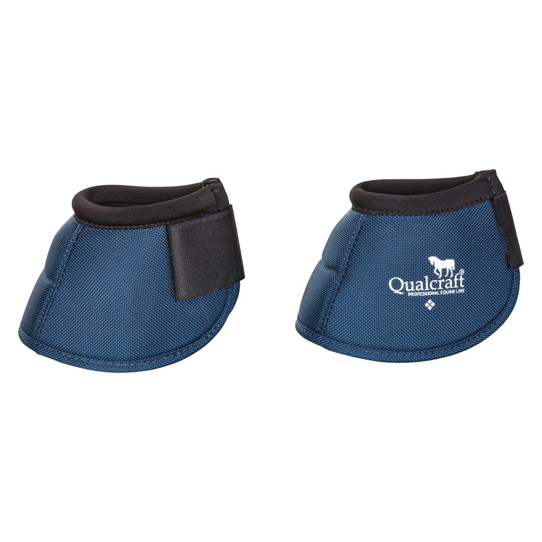 Qualcraft Neopren-Hufglocken Quick Wrap No Turn