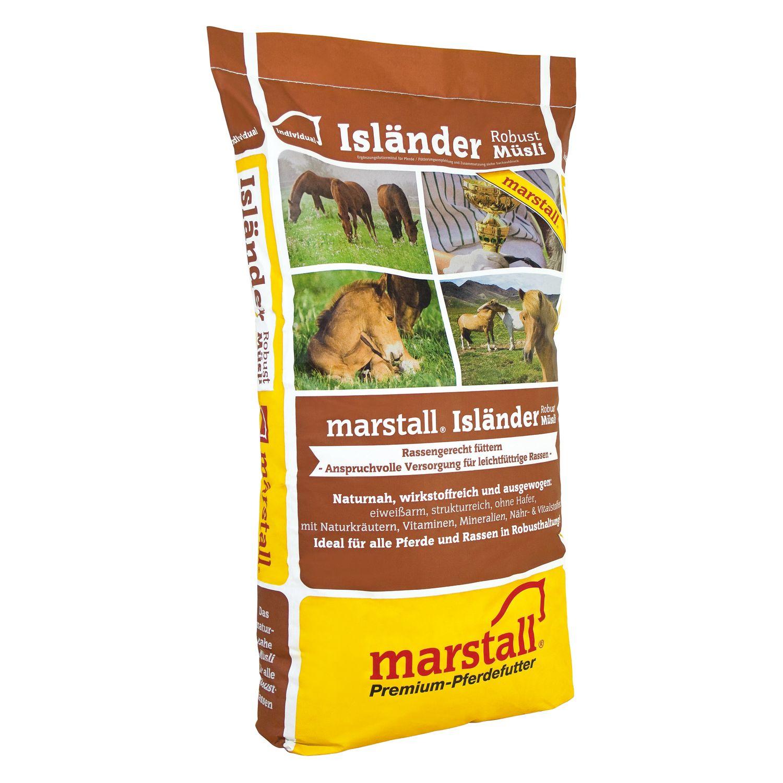 marstall Isländer Robust-Müsli