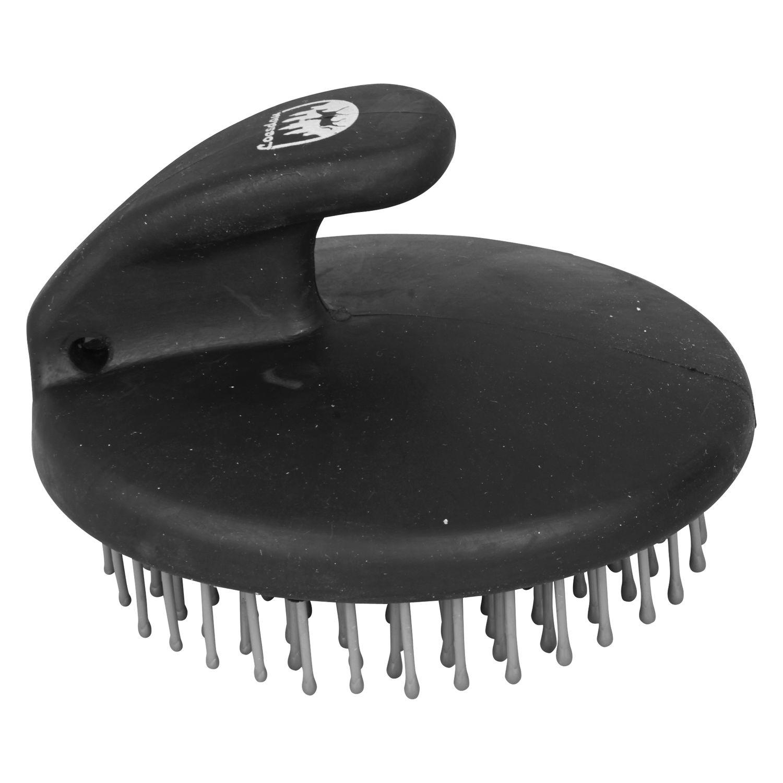 Loesdau Mähnen- und Schweifbürste easy horsebrush schwarz