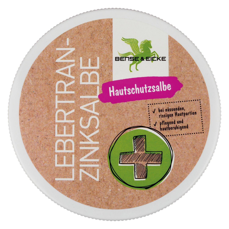 BENSE & EICKE Lebertran-Zinksalbe 250 g