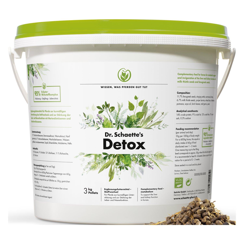 Dr. Schaette Detox 3 kg