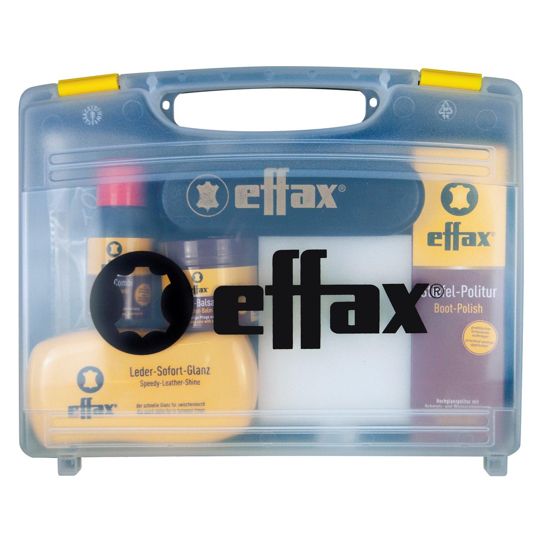 effax Lederpflege-Koffer