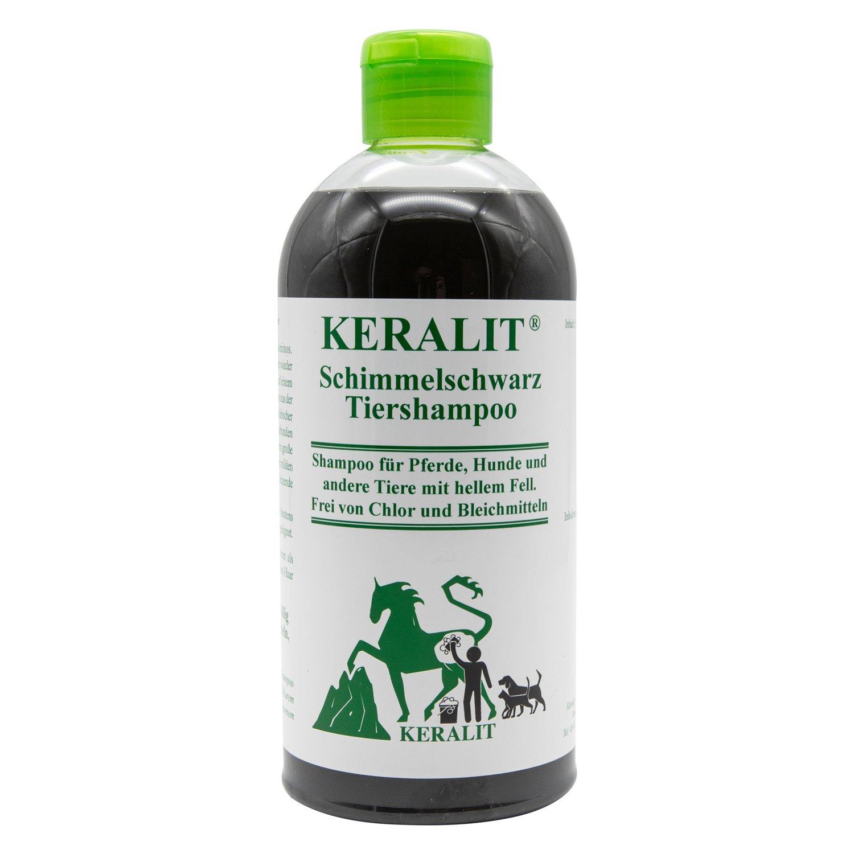 KERALIT Schimmelschwarz Pferdeshampoo 500 ml