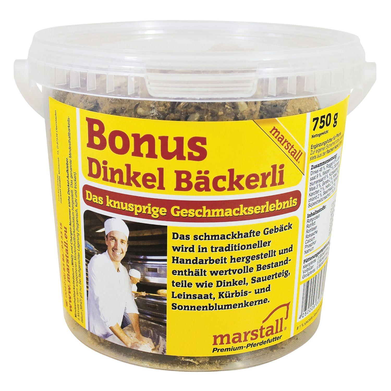 marstall Dinkelbäckerli 750 g