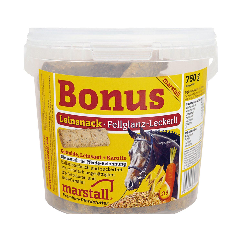 marstall Leinsnack 750 g