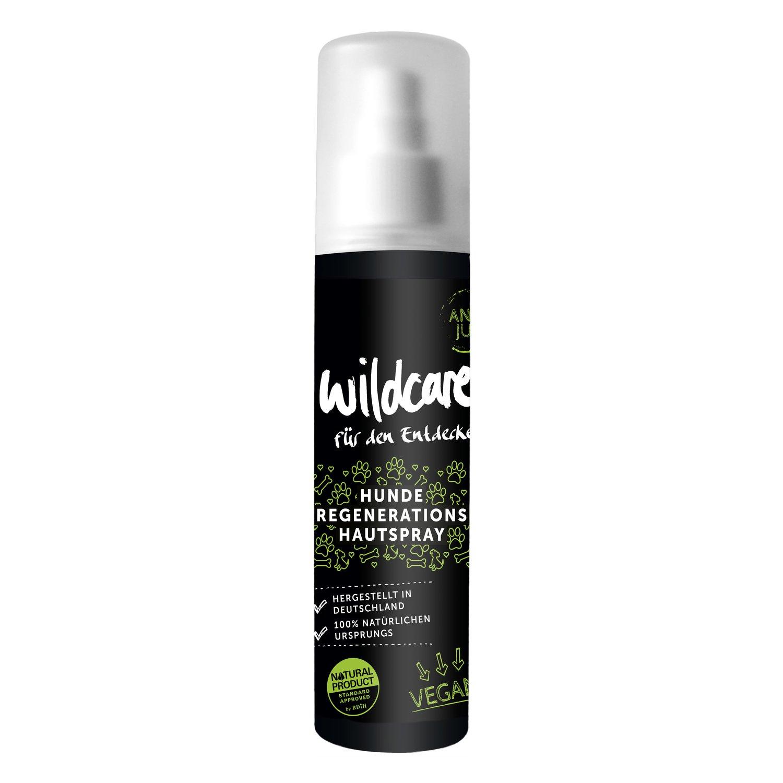 wildcare Hunde-Regenerations-Hautspray - ANTI JUCK 150 ml