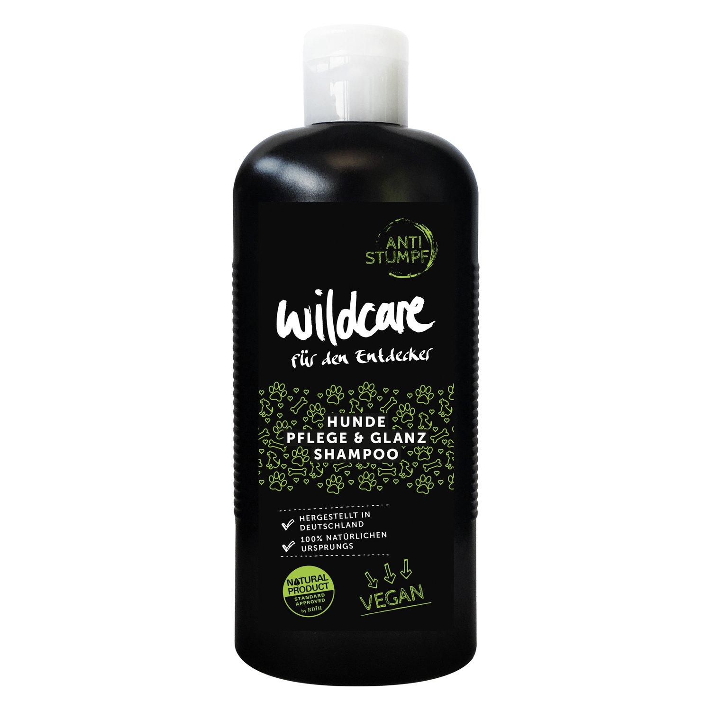 wildcare Hunde-Pflege- und Glanz Shampoo ANTI STUMPF 250 ml