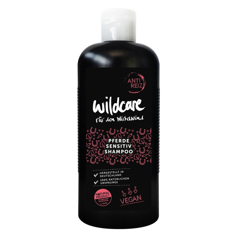 wildcare Pferde-Sensitiv Shampoo - ANTI REIZ 250 ml