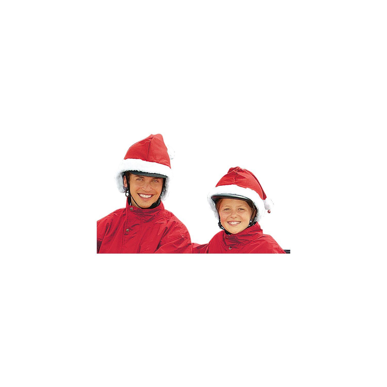 Christmas-Helmüberzug