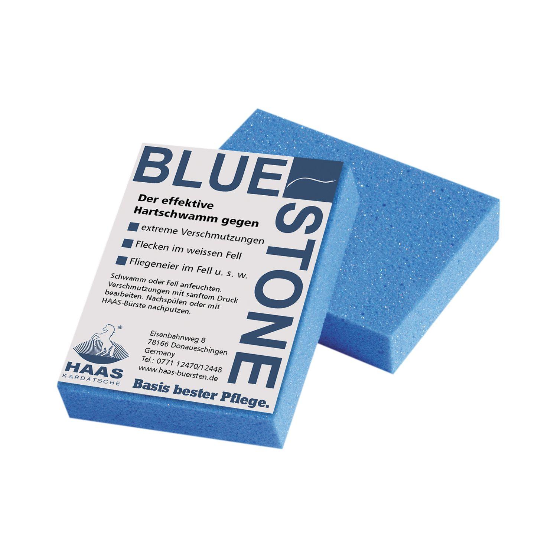 HAAS Hartschwamm Blue Stone