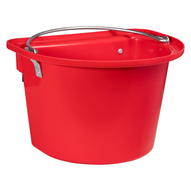 KERBL Turnierfutterkrippe rot
