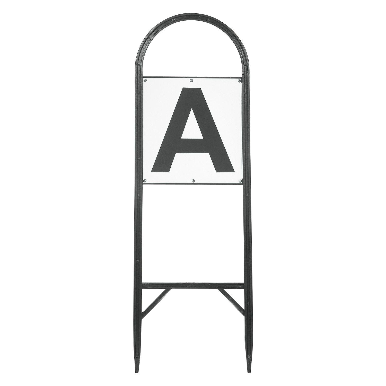 bahntafeln f r 20 x 40 viereck zum stecken bahntafeln. Black Bedroom Furniture Sets. Home Design Ideas