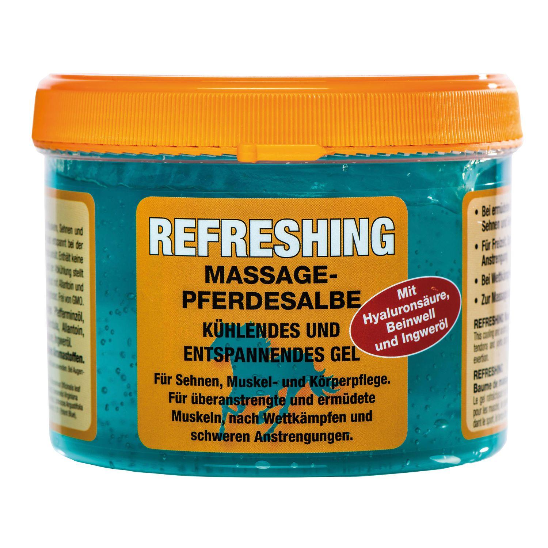 PHARMAKAS HORSE fitform REFRESHING Massage-Pferdesalbe