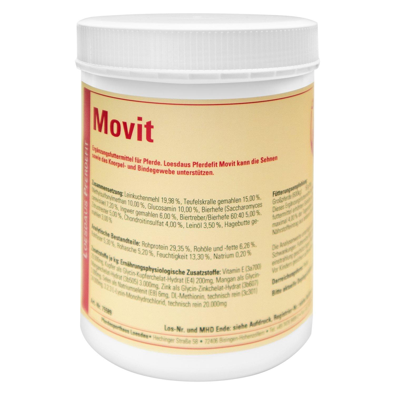 Loesdaus Pferdefit Movit 1 kg
